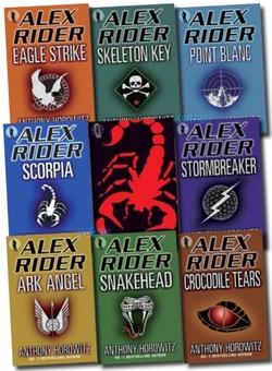 alex rider book series pdf
